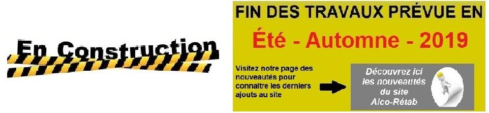 Page en construction 7 - Été Automne 2019